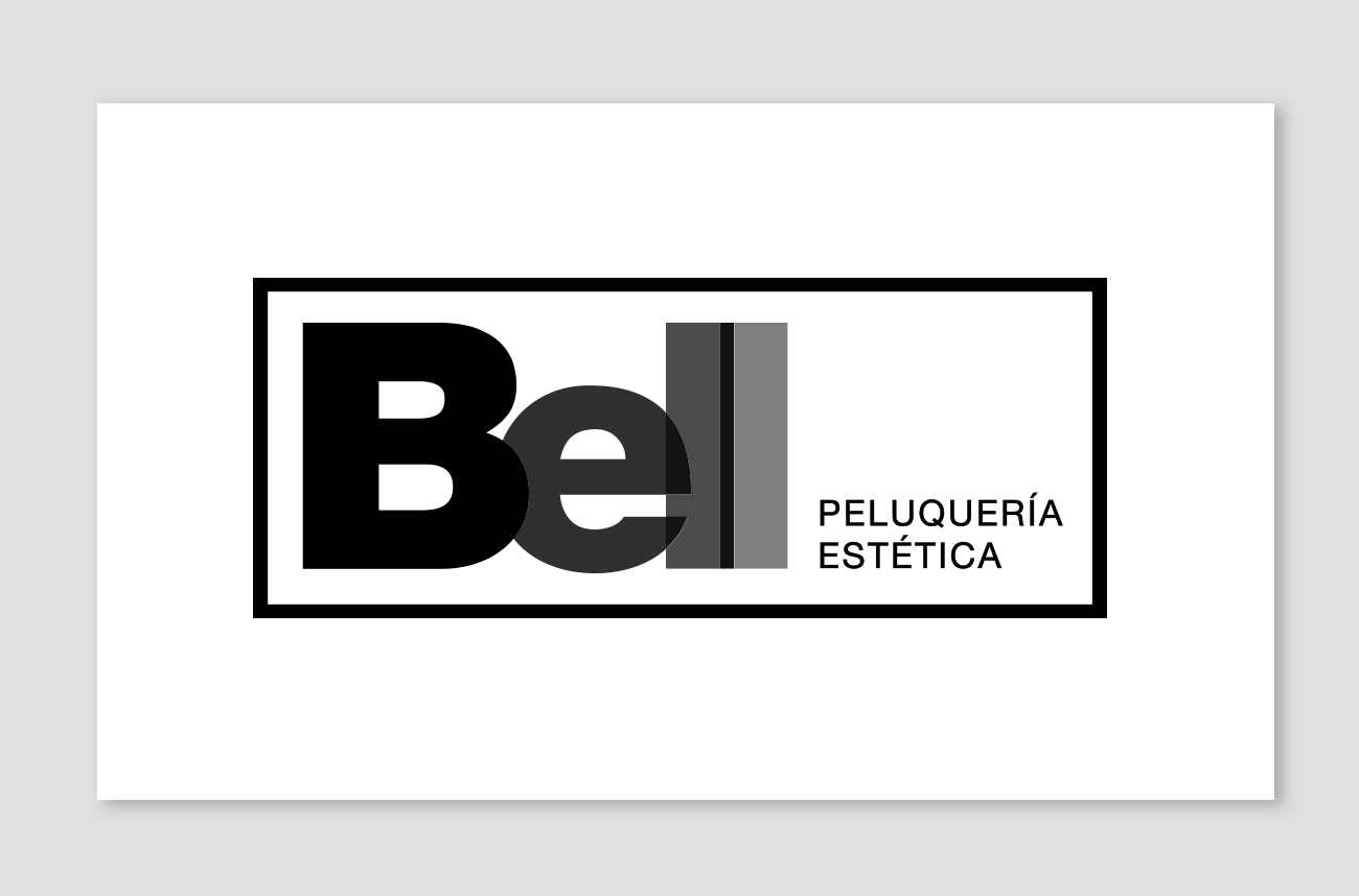 Logotipo Bell por Creatias Estudio